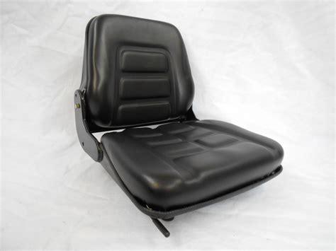 black fold seat forklift clark cat hysteryale
