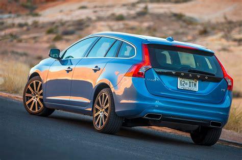 Volvo Drive by 2015 Volvo V60 T5 Drive E Review Automobile Magazine