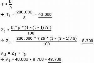 Darlehen Berechnen Formel :  ~ Themetempest.com Abrechnung