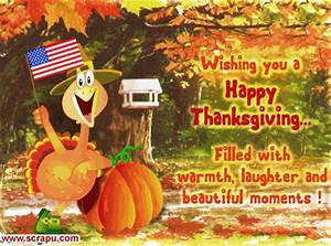 Wishing You A Happy Thanksgiving Pictures, Photos, and ...