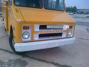 1986 Chevrolet P20