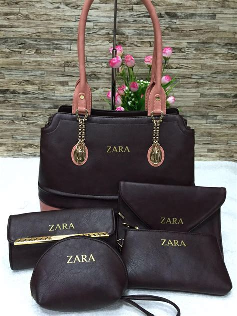 Branded Products: Zara Bags, 5 set combo, 8 colours