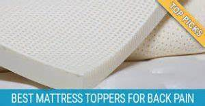 best mattress topper for back pain 2017 best mattresso With best mattress topper for lower back pain
