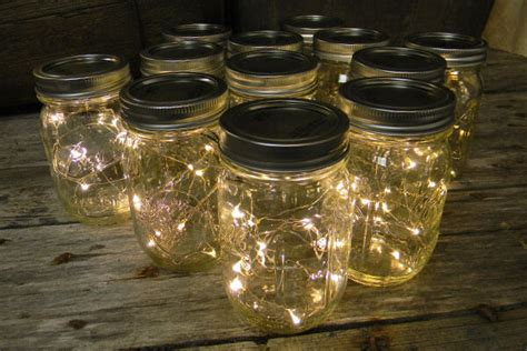 diy mason jar lights top  tutorials