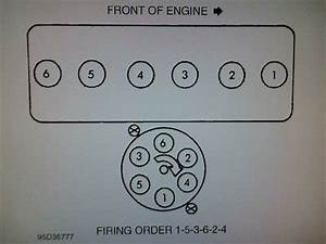 Solved  Need 1996 Jeep 4 0 Firing Order