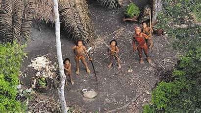 Tribe Uncontacted Brazil Isolation