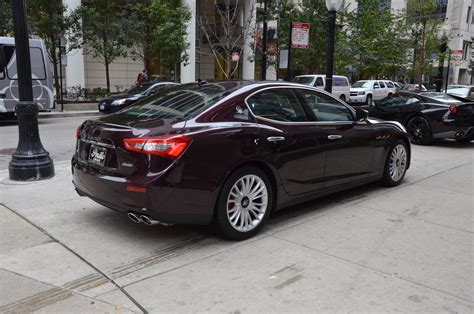 2014 Maserati Ghibli Q4 Price by 2014 Maserati Ghibli Sq4 S Q4 Stock M264 For Sale Near