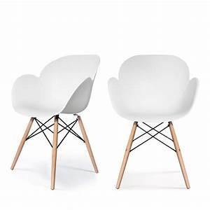 Chaise Design Bois Rsine Ki Oon Par Drawer