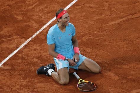 French Open 2020: Rafael Nadal Ties Roger Federer's Grand ...
