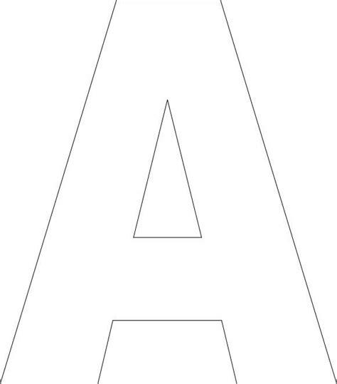 big letters  print  cut  printable  degree