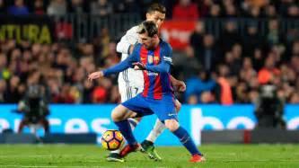 resumen real madrid vs barcelona v 237 deo resumen fc barcelona real madrid 1 1 jornada 14 liga santander 2016 17
