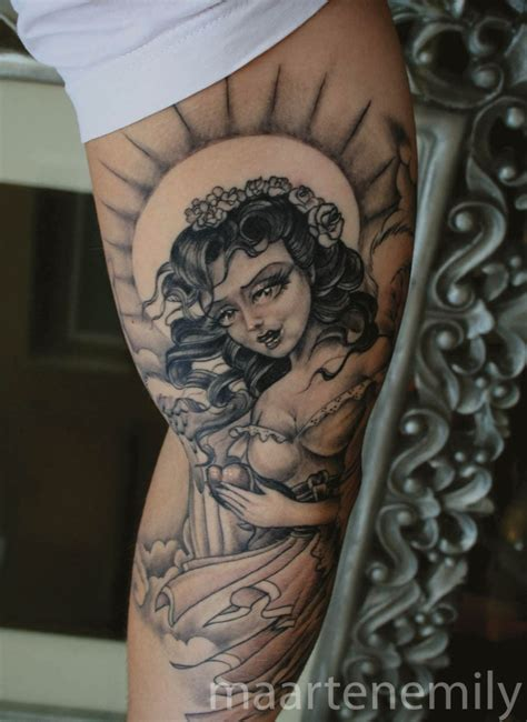 neo traditional tattooing inkredible ink tattoo