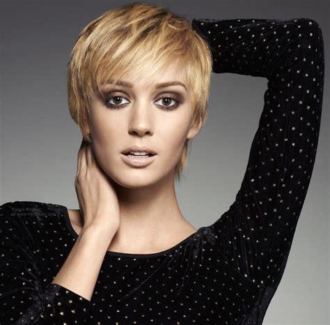 cute short hairstyles  bangs styles weekly
