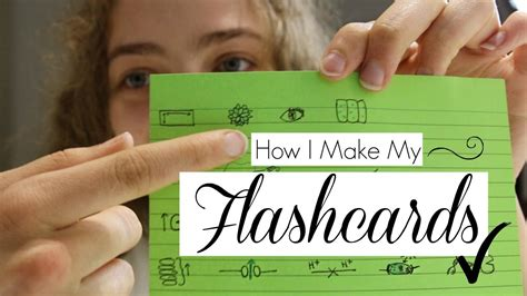 The Best Way To Make Effective Flashcards  Advice, Tips, Dos & Don'ts For Productive Revision