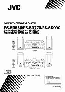 Jvc Fs Sd550 User Manual Digital Satellite Receiver