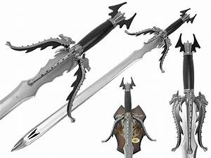 Dragon Lord Fantasy Sword