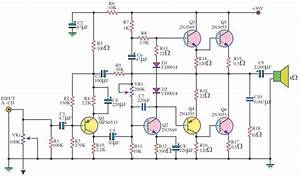 140 Watt Subwoofer Circuit Diagram
