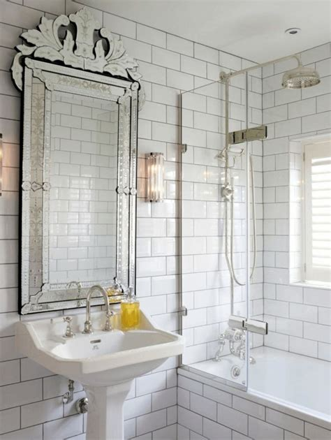 Miroir salle de bain qui reflète votre style et personnalité
