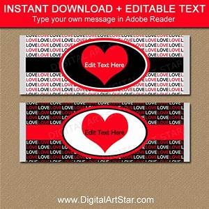 printable candy bar wrappers chocolate bar labels With valentine candy bar wrapper templates