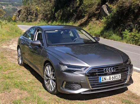 2019 Audi A6 First Test Drive  Auto Reviews Online