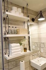 idee decoration salle de bain idees de rangement unique With idees rangement salle de bain