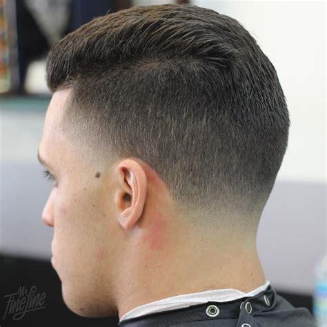 inspiring military haircut designs  men mens