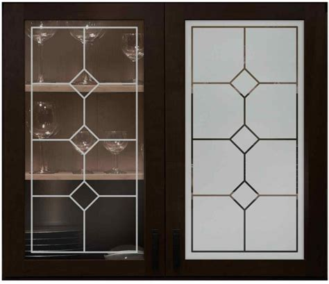 unique kitchen cabinet doors cabinet glass sans soucie glass