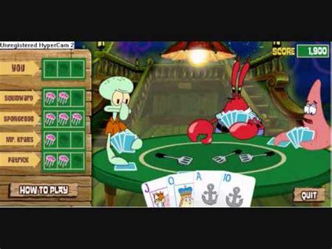 play spongebob deck me spongebob deck count