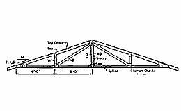 free truss plans 2439 2839 3039 3239 3439 3639 3839 4039 4239 44 With 60 foot trusses