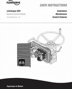Limitorque Mx Actuator Wiring Diagram