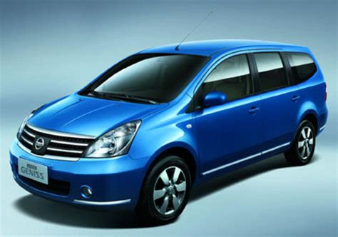 Review Nissan Livina by 2007 Nissan Livina Geniss Review Top Speed
