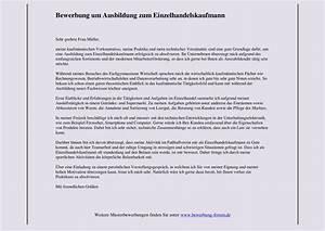Bewerbung Als Kaufmann Im Einzelhandel : bewerbung zum kaufmann im einzelhandel bewerbungsforum ~ Watch28wear.com Haus und Dekorationen