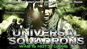 """A Super Soldier On A Mission - """"Universal Squadrons ..."""