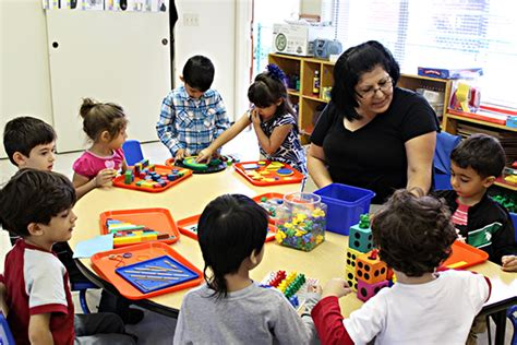 Head Start Pushing For More Math And Science Instruction Edsource