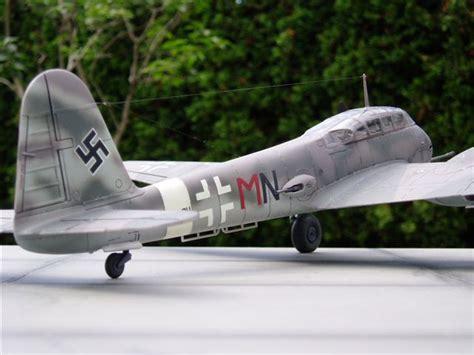 Messerschmitt Me 410 by Serge Dompierre (Revell 1/48)