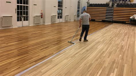 Wood Floor Restoration  Nlcs  Renue Uk Specialist