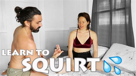 How To Squirt Ejaculate Gush From The Vagina Sex