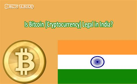 If you are wondering whether bitcoin is legal or not, you are not alone. Is Bitcoin (Cryptocurrency) Legal in India?