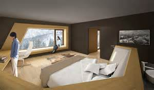 Hotel Rooms Interior Design Idea
