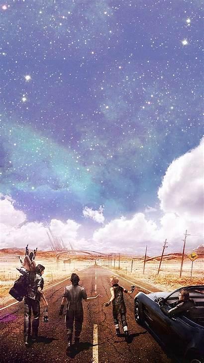 Fantasy Final Xv Ffxv Wallpapers Phone Noctis