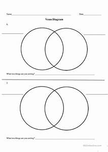 2 Circle Venn Diagram