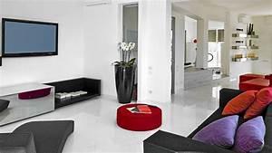 Modele De Salon : modele de separation des salons maison design ~ Premium-room.com Idées de Décoration