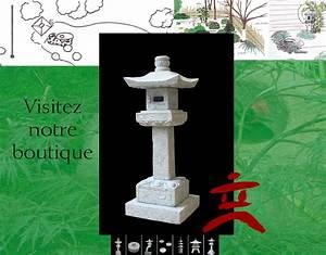 Objet Deco Exterieur : objet de decoration pour jardin japonais idee deco massif exterieur djunails ~ Carolinahurricanesstore.com Idées de Décoration