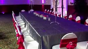 Eggplant And Silver Wedding Reception www pixshark com Images Galleries With A Bite!