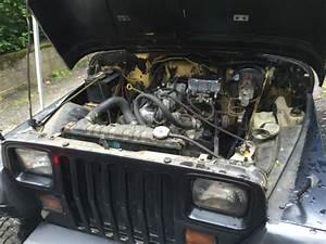 1989 Jeep Wrangler Yj 5 Speed Manual 4 2l 6 Cyl  Rust Free