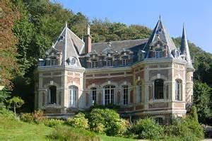 chateau house plans la normandie