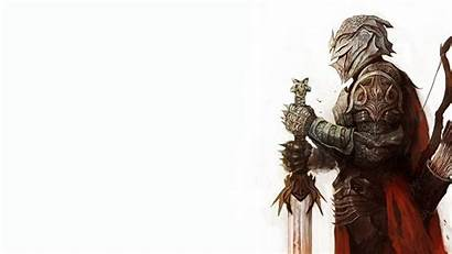 Knight Sword Wallpapers Holding Medieval Iphone Sgd