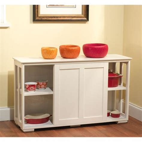 white kitchen storage cabinet stackable sliding door wood