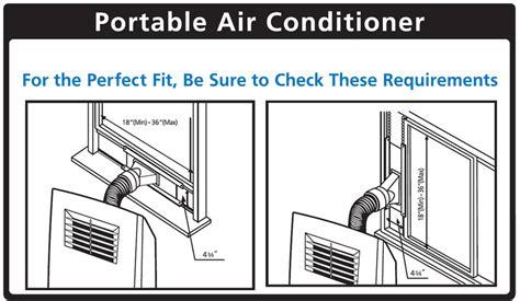 Venting Portable Air Conditioner Casement
