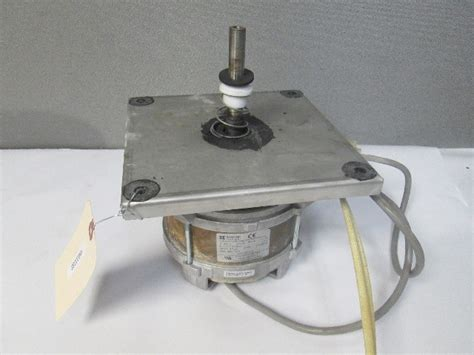 alto shaam  esi combitherm steam convection oven blower fan motor